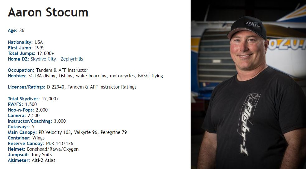 Aaron Stocum Returns to AerOhio