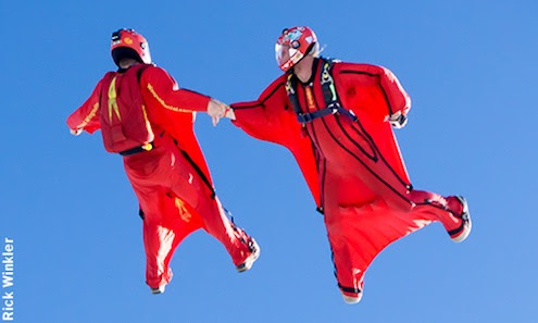 First ever Wingsuit Nationals